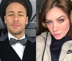 Flávia Pavanelli nega affair com Neymar Jr. após flagra!