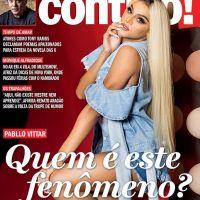 Pabllo Vittar é capa da revista Contigo! e conta detalhes da sua carreira