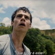 "Com Dylan O'Brien, ""Maze Runner: A Cura Mortal"" ganha seu primeiro trailer oficial e empolga fãs!"