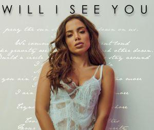 """Da Anitta: """"Will I See You"""" supera """"Paradinha"""" e assume o 1º lugar nas rádios do Brasil"""