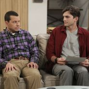 "Na última temporada de ""Two and a Half Men"": Walden e Alan se casarão!"