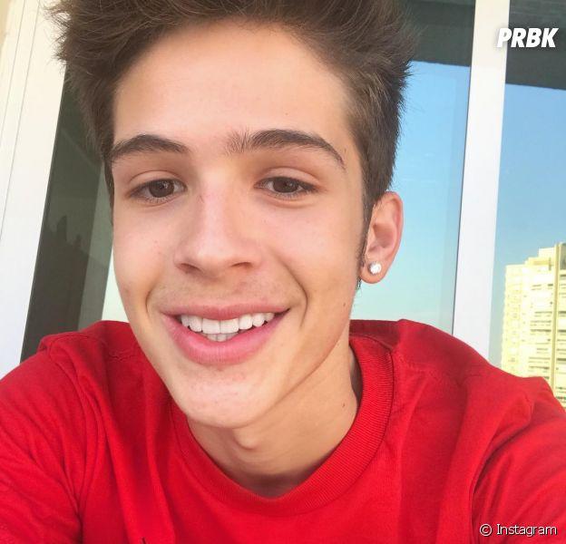João Guilherme comemora 6,8 milhões de seguidores no Instagram!