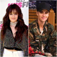"""Camila Cabello se emociona com Justin Bieber ouvindo """"Havana"""""""