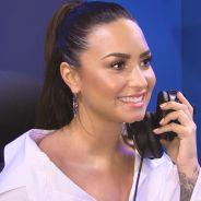 """Demi Lovato relembra músicas antigas e confessa não saber cantar """"Skyscraper"""" em espanhol"""