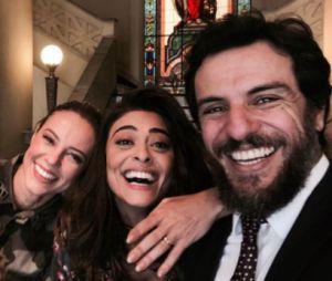 """De """"A Força do Querer"""", atores se divertem nos bastidores da novela"""
