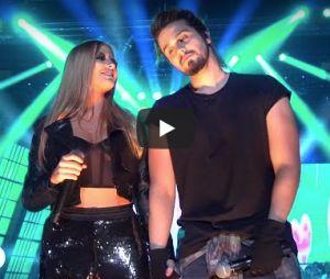 """Veja o clipe de """"Não Preciso de Você Pra Nada"""", da Luisa Sonza com o Luan Santana"""