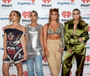 Little Mix divulga títulos de novas músicas
