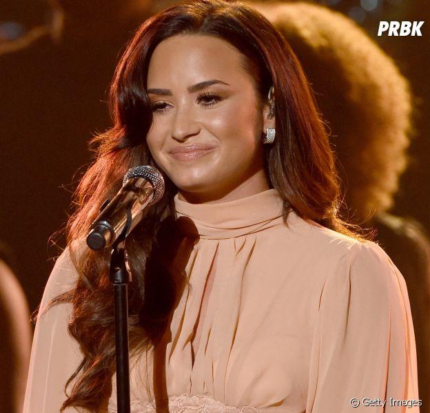 Demi Lovato anuncia parceria dos seus sonhos