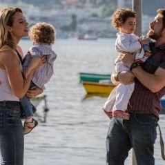 """Final """"A Força do Querer"""": Jeiza (Paolla Oliveira) e Zeca têm dois filhos juntos!"""