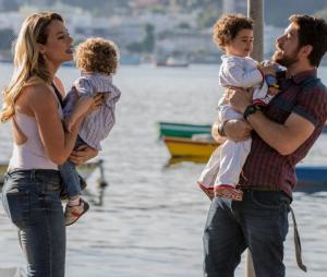 """Em """"A Força do Querer"""": Jeiza (Paolla Oliveira) e Zeca (Marco Pigossi) terminam juntos e com dois filhos!"""