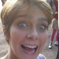 """Isabella Santoni, de """"Malhação"""", brinca sobre visual: """"Trabalhei o psicológico"""""""