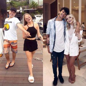 Whindersson Nunes e Luisa Sonza x Júlio Cocielo e Tata Estaniecki: qual é o melhor casal?