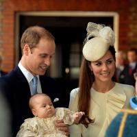 Kate Middleton e William batizam bebê real. Pippa e Harry não são padrinhos