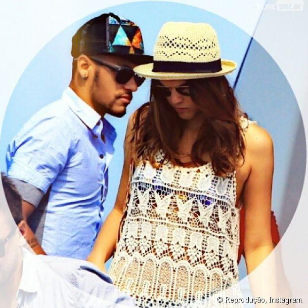 Confira várias fotos das férias de Neymar Jr. e Bruna Marquezine em Ibiza, a Espanha