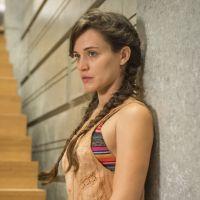 """Novela """"O Outro Lado do Paraíso"""", Clara denuncia Gael para polícia após apanhar de novo!"""