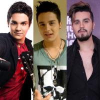 Luan Santana do início da carreira até 2017: veja a evolução do cantor!
