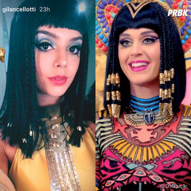 """Giovanna Lancellotti, de """"Tudo Por Um Pop Star"""", é comparada com Katy Perry"""
