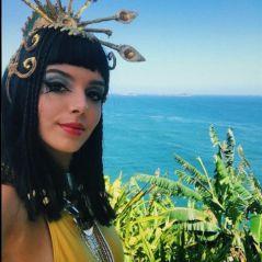 """Giovanna Lancellotti, de """"Tudo Por Um Popstar"""", é comparada a Katy Perry após se vestir de Cleópatra"""