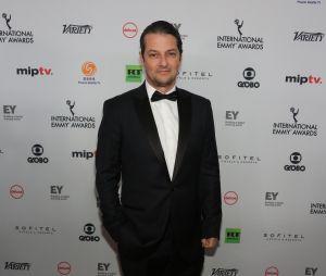 """Marcelo Serrado representou """"Velho Chico"""" no Emmy Internacional"""