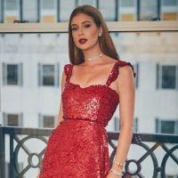 Marina Ruy Barbosa vai ao Emmy Internacional com vestido luxuoso de marca italiana!