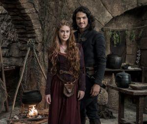 """Com Marina Ruy Barbosa e Romulo Estrela, """"Deus Salve o Rei"""" será ambientada na Idade Média!"""