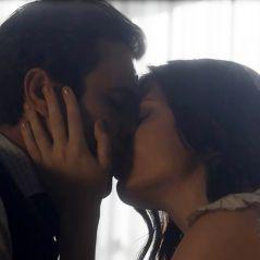 """Em """"Tempo de Amar"""", Vicente se declara para Maria Vitória: """"Não vou conseguir viver sem você"""""""