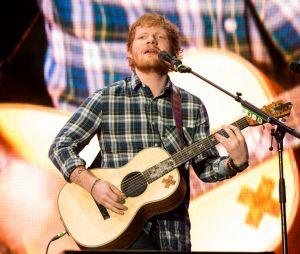 Ed Sheeran faz música com Eminem e Pharrell Williams