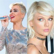 """Taylor Swift e Katy Perry juntas em clipe? Parceria em """"End Game"""" pode rolar, afirma site!"""