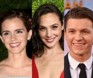 Emma Watson, Gal Gadot, Shawn Mendes e os 10 artistas mais rentáveis de Hollywood em 2017!