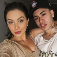 Flavia Pavanelli e MC Kevinho compartilham momentos fofos e recebem elogios dos fãs