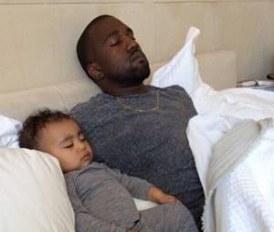 Kanye West é o pai de North West