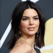 """Kendall Jenner aparece com acne em tapete vermelho: """"Não deixe isso te parar"""""""