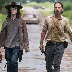 """Em """"The Walking Dead"""": na 8ª temporada, morte de Carl foi divisor de águas, diz ator"""
