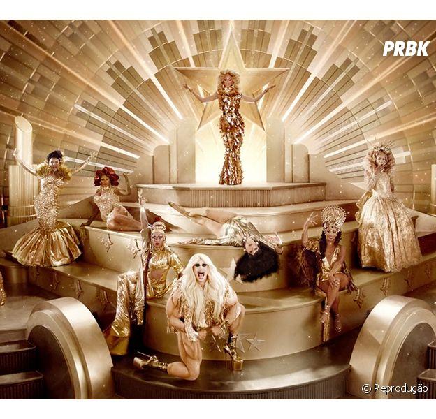 """Veja as entradas das queens e conheça os jurados de """"RuPaul's Drag Race All Stars 3"""""""