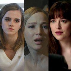 Framboesa de Ouro 2018: Emma Watson, Jennifer Lawrence, Dakota Johnson e todos os indicados!