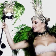 Claudia Leitte é a nova Rainha de Bateria do Carnaval do Rio de Janeiro em 2015