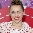 Miley Cyrus foi indicada apenas uma vez