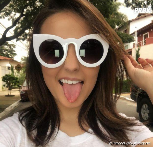 88a4d0ac1d856 Larissa Manoela alcança 13 milhões de seguidores no Instagram e comemora