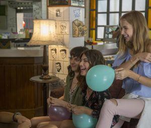 """Aproximação entre Clara (Isabella Scherer) e Juca (Mikael Marmorato) em """"Malhação - Viva a Diferença"""" acontecerá na festa surpresa de Tato (Matheus Abreu)"""