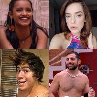 """Do """"BBB18"""": Kaysar, Gleici, Ana Clara e para quem os famosos estão torcendo"""