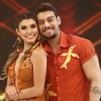 """Lucas Lucco está namorando parceira da """"Dança dos Famosos"""", segundo colunista"""