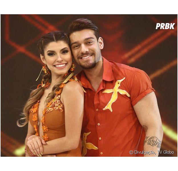 Lucas Lucco e Ana Paula Guedes podem estar namorando
