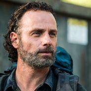 """Em """"The Walking Dead"""", na 8ª temporada, Andrew Lincoln revela futuro de Rick: """"Vingança"""""""