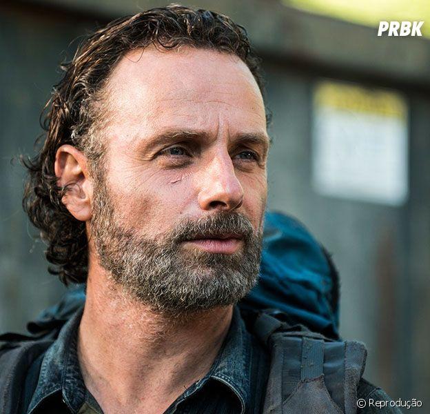 "Em ""The Walking Dead"", Andrew Lincoln fala sobre o futuro de Rick na 8ª temporada!"