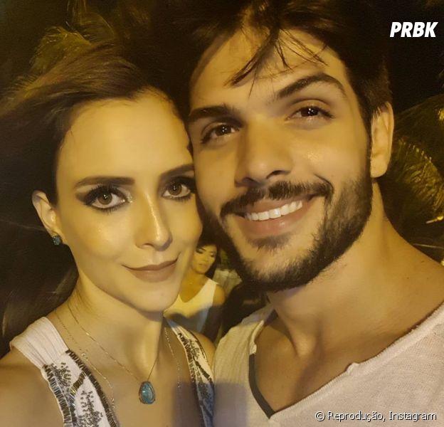 """Do """"BBB18"""": Ana Lúcia para de seguir Lucas no Instagram!"""