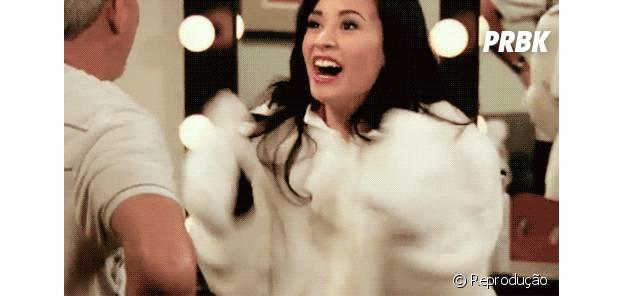 Demi Lovato é uma das estrelas mais fofas da música