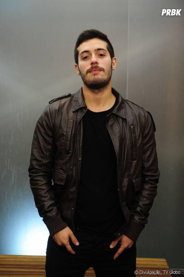 """Bruno Fraga é o lutador Zé em """"Malhação"""""""