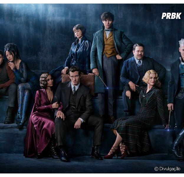 """""""Animais Fantásticos: Os Crimes de Grindewald"""": trailer do filme é lançado e mostra Dumbledore novinho"""