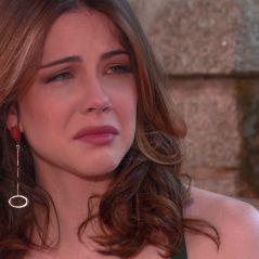 """Final """"Carinha de Anjo"""": Cecília (Bia Arantes) acredita em traição de Gustavo após armação!"""