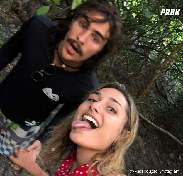 Bruno Montaleone e Sasha Meneghel são incríveis juntos!